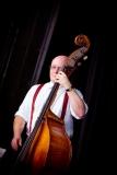 David Vincent on bass
